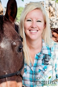 Pokey my inspiration for promoting natural horse care